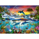 wholesale Puzzle: PUZZLE PREMIUM 300 items Paradise Cove