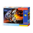 PUZZLE PREMIUM 300 items Spacecraft DRONE