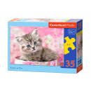 Puzzle MIDI 35 items Kitten in Box