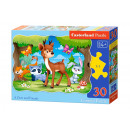 wholesale Toys: Puzzle 30 CONTROLS A Deer and Friends