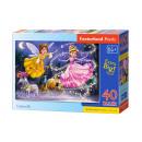 Puzzle MAXI 40 elementos de Cinderella