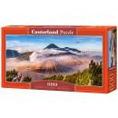 grossiste Puzzle: Logique 600 volcan Bromo panoramique, INDONÉSIE