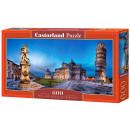 wholesale Toys: Puzzle 600  panorama PISA AND PIAZZA DEI MIRACOLI