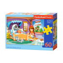 Puzzle 60 items Little Red Riding Hood