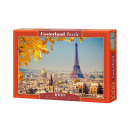 Puzzle 1000  elements: Autumn in Paris