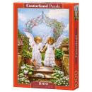 Puzzle 1000 elements: Angelic Friends
