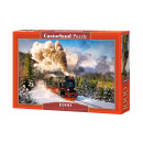 Puzzle 1000 elements: Steam Train