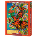wholesale Toys: Puzzle 1000  elements MONARCH MADNESS