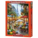 Puzzle 1000 items SPRING FLOWERS, PARIS