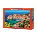 Puzzle 1000 Elemente Dubrovnik, Kroatien