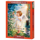 Puzzle 1000 items AN ANGEL'S TOUCH
