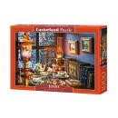 Puzzle 1000 pieces AFTERNOON TEA