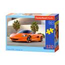 120 Puzzle éléments: Vision SZR concept car