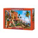 Großhandel Puzzle: Puzzle 1500 Elemente Themen-Terrasse