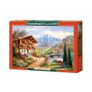 Großhandel Spielwaren: Puzzle 2000 Elemente: High Country Retreat