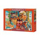 groothandel Speelgoed:Puzzel 3000 el. Owls