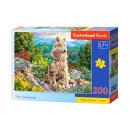 Puzzle 200 elementów NEW GENERATION