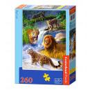 260  Puzzle-Elemente: Big Cast