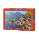 Puzzle 500 Teile Hallstatt, Österreich