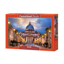wholesale Toys: Puzzle 500 pieces:  The Basilica of St. Peter