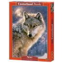 500 Puzzle elementen: Lone Wolf
