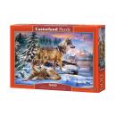 wholesale Puzzle: Puzzle 500 pieces WOLFISH WONDERLAND