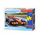 wholesale Toys: Puzzle MIDI 70 elements: Racing Car