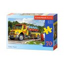 wholesale Toys: Puzzle MIDI 70  elements: Tanker Truck