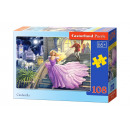 Puzzle 108 MIDI items: Cinderella