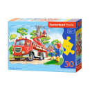 wholesale Puzzle: Puzzle of 30  elements CONTOUR: Kitten Rescue