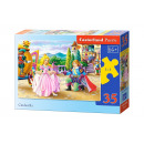 Puzzle MIDI 35 elements: Cinderella