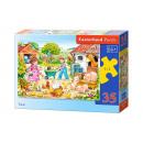 Puzzle MIDI 35 Elemente: Bauernhof