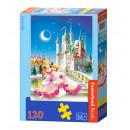 120 Puzzle - Elemente: Cinderella