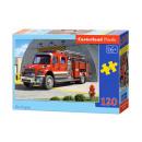 120  Puzzle-Elemente: Feuer-Motor