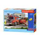 260 Puzzle  elements: Fire Engine