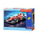 260 elementi puzzle: Race Bolide