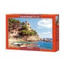 Puzzle 1000 elements: Lloret de Mar, Spain