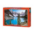 Puzzle 1000 elements: Jewel of the Rockies