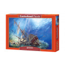 wholesale Puzzle: Puzzle 2000  elements: Sunk Galleon