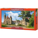 wholesale Toys: Puzzle 4000  elements: Moszna Castle, Poland