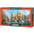 Puzzle 4000  elements: Naval Battle