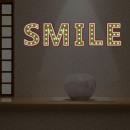 grossiste Stickers mureaux: Autocollant  Décoration Walplus Lettre Lumières Bis