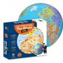 Caly Toys Dinghy Globe The World XXL - -