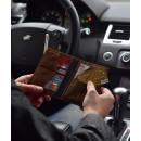 ingrosso Articoli da viaggio: Porta passaporto - Nubuck