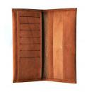 Großhandel Taschen & Reiseartikel: Continental Wallet - Nubuk