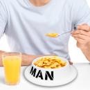 mayorista Casa y cocina:hombre Cuenco