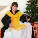 Snug-Rug Christmas - Penguin