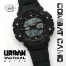 Großhandel Schmuck & Uhren: IGGI Stadt  Tactical Watch - Grün Kampf