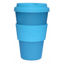groothandel Huishouden & Keuken: Ecoffee Cup Bamboe  Beker - 400 ml Aquaman met Aqua