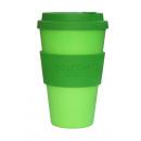 groothandel Huishouden & Keuken: Ecoffee Cup Bamboe  Beker - 400 ml Grassius met Gro